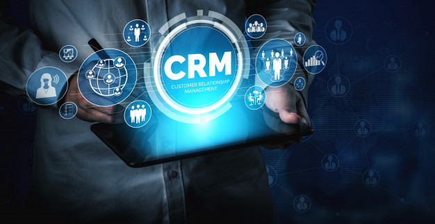 What is online CRM?